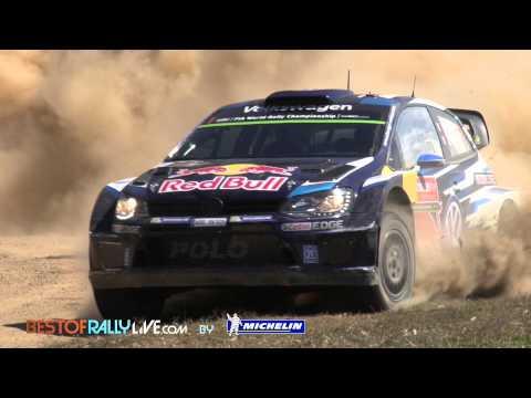 Vídeo 2ª jornada WRC Rallye Australia 2015, Ogier toma el mando pero aún pueden pasar muchas cosas