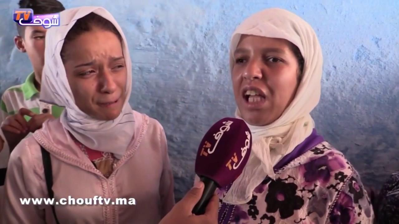 بالفيديو:متقاضية تحرق جسدها بابتدائية الرباط   حصاد اليوم