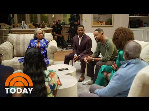 'Fresh Prince Of Bel-Air' Reunion Releases 1st Trailer | TODAY