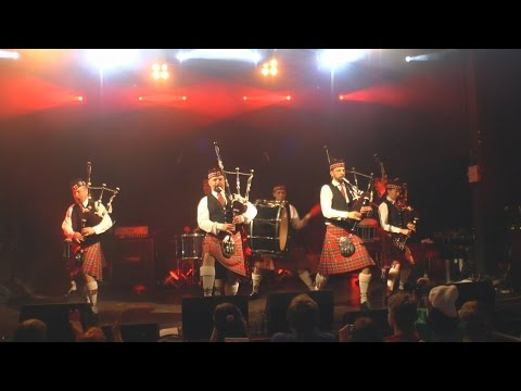 Pipe Band!