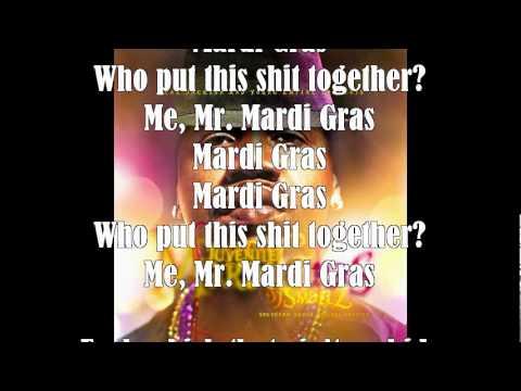 Mardi Gras (Lyrics)- Juvenile