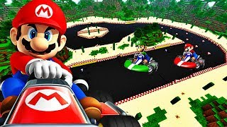 Video MARIO KART DANS MINECRAFT ! MP3, 3GP, MP4, WEBM, AVI, FLV September 2017