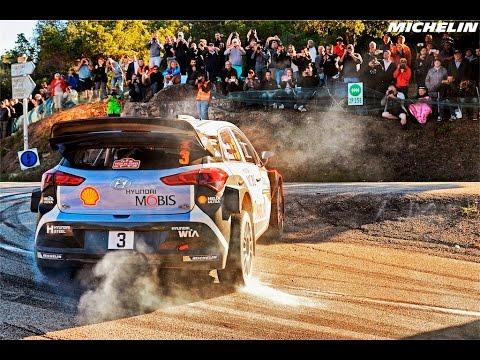 Leg 1 - 2016 WRC Tour de Corse - Michelin Motorsport