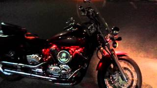 2. 2006 Yamaha 1100 V Star Custom