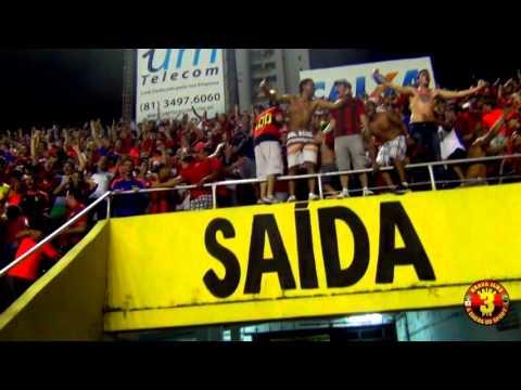 Quando a Brava Ilha canta sai gol - Brava Ilha - Sport Recife