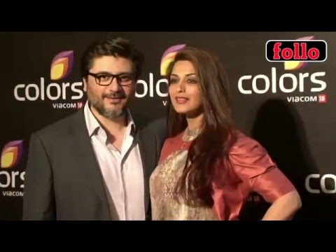 Celebs Dazzle at the Colors TV Party! | Follo.in