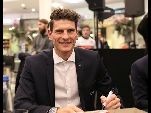 VfBS04: Mario Gomez und Daniel Ginczek im Interview
