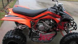 6. 2008 YFZ450