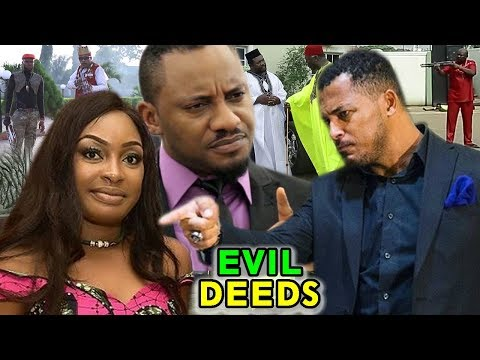 Evil Deeds 1&2  - Yul Edochie & Van Vicker Latest Nigerian Nollywood Ll  African Movie