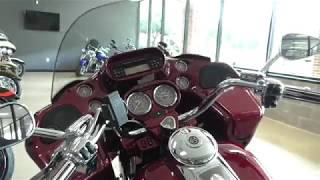 9. 951359   2011 Harley Davidson CVO Road Glide Ultra   FLTRUSE Used motorcycles for sale
