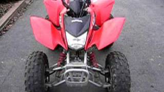 8. 2007 honda TRX250EX for Sale