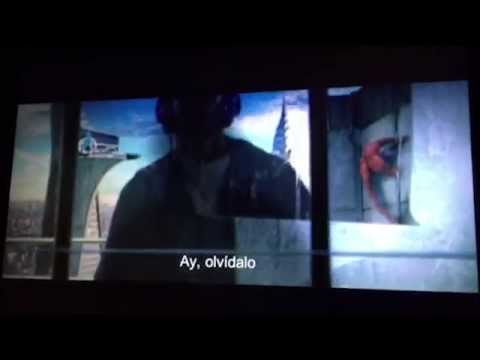 Avengers Age of Ultron After Credits Scene