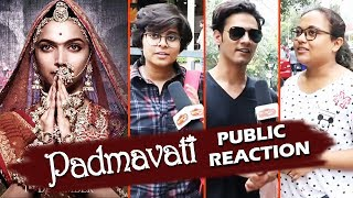 Video Padmavati FIRST LOOK - Public Reaction - Deepika Padukone MP3, 3GP, MP4, WEBM, AVI, FLV Oktober 2017