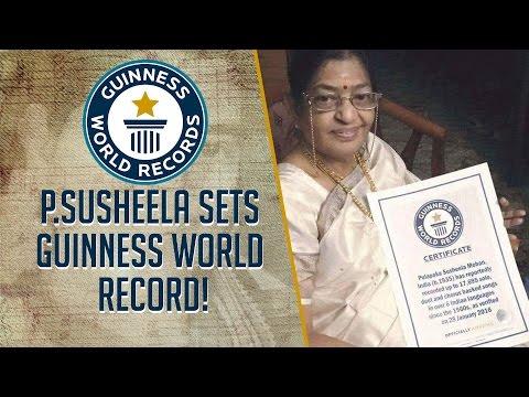 P-Susheela-sets-guinness-world-record
