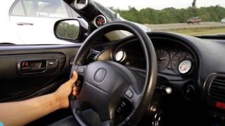 9. Corolla xrs vs integra gsr (b18c) roll