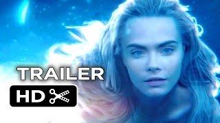Pan TRAILER 2 (2015) - Hugh Jackman, Cara Delevingne Fantasy HD -