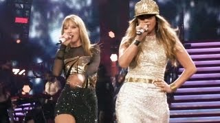 Jennifer Lopez&Taylor Swift  -
