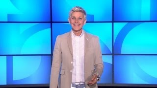 Ellen Had a Bad Day