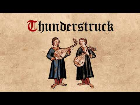 "AC/DC  ""Thunderstruck"" Cover by Middle Ages"