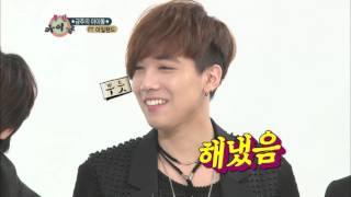 주간아이돌 - (Weeklyidol EP.34) FTISLAND Hongki Four High-pitched Tones