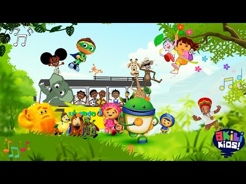 Sing Along With Us! | Akili Kids! | Tune In!