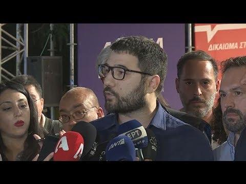 Ν. Ηλιόπουλος: Θα δώσουμε όλες τις μάχες για να κερδίσουμε μία πόλη ανοιχτή, χωρίς την άκρα δεξιά