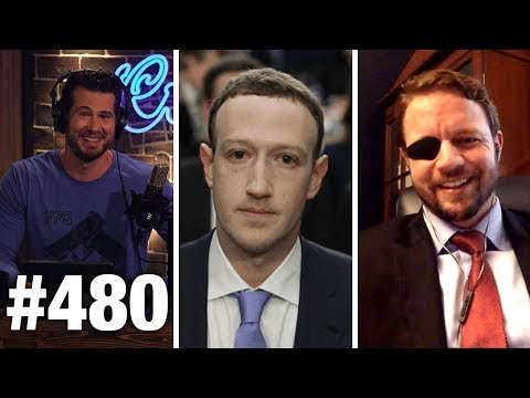 #480 The Conservative Deplatforming Purge! | Dan Crenshaw Guests | Louder With Crowder