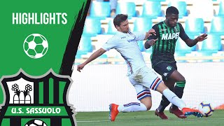 Serie A, highlights Sassuolo-Sampdoria 3-5