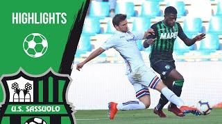 Serie A, highlights Sassuolo-Sampdoria 3-5