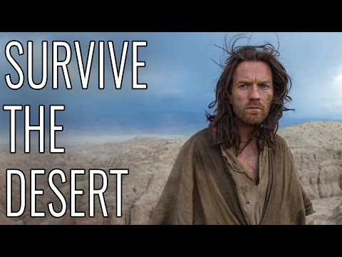 How to Survive Being Lost in the Desert