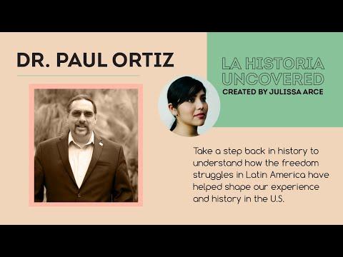 La Historia Uncovered: Episode #1 – Julissa Arce and Dr. Paul Ortiz