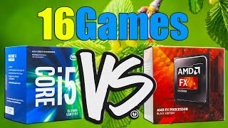 Kaby Lake vs PiledriverStock i5-7400 3.0 - 3.5GHzStock FX-8350 4.0 - 4.2GHzGTX 1070@ ~ 1949/2300MHz (Core/Memory)1. 0:41 Grand Theft Auto V2. 1:33 War Thunder3. 2:28 Mafia III4. 3:30 ARMA 35. 4:23 The Witcher 3: Wild Hunt6. 5:30 Hitman 7. 6:28 Fallout 48. 7:32 Rise of the Tomb Raider9. 8:26 Watch Dogs 210. 9:34 Battlefield 111. 10:25 World of Tanks12. 11:23 Project CARS13. 12:23 S.T.A.L.K.E.R.: Shadow of Chernobyl14. 13:12 Total War: Attila15. 14:17 Metro 2033 Redux16. 15:18 Crysis 3Recorded with ShadowPlay 60FPS, 50Mbps, 1080p, H.264Render with Sony Vegas Pro 13.0 (64 bit)OS Windows 10 Home (64 bit)Drivers version 378.78 WHQL1. PC specs:CPU: Intel Core i5-7400 Quad-Core 3.0GHzCooler: Be Quiet! Pure RockMemory: Kingston HyperX Fury DDR4-2133MHz CL14 2x4GBMotherboard: Gigabyte GA-Z170M-D3H Rev 1.0GPU: MSI GTX 1070 Gaming 8GSSD: Samsung 850 EVO 500GBHard Drive: Seagate SSHD ST1000DX001 1TB 7200rpmPower Supply: Be Quiet! STRAIGHT POWER 10  600W CM2. PC Specs:CPU: AMD FX-8350 8-Core 4.0GHzCooler: Enermax Liqmax II 120mmMemory: Corsair Vengeance LP DDR3-1866MHz CL10 2x4GBMotherboard: Gigabyte GA-990FXA-UD3 R5 Rev 1.0GPU: MSI GTX 1070 Gaming 8GSSD: Crucial MX100 256GBHard Drive: WD Caviar Blue 1TB 7200rpm Power Supply: Fractal Design Integra M 650WПартнёрка YouTube, с которой я сотрудничаю: http://join.air.io/vortezgames