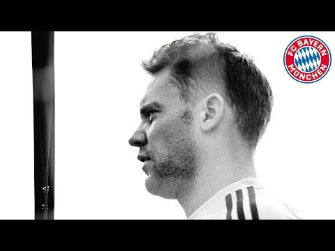 FC Bayern full training session in Doha 2020 w/ German commentary