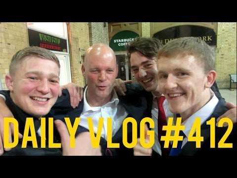 MEETING MR MITCHELL FROM EDUCATING YORKSHIRE! | ItsJamieIRL Daily Vlog #412