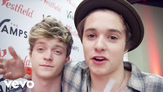 The Vamps music video Meet The Vamps (Album Release Day)