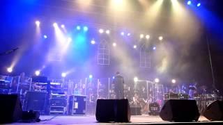 Christmas Metal Symphony - The Odyssey Overture (Symphony X) Live@RuhrCongress Bochum 18.12.2013