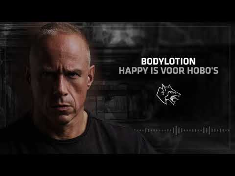 Bodylotion - Happy Is Voor Hobo's
