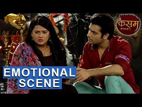 Tanu - Rishi EMOTIONAL SCENE | कसम तेर