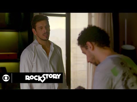 Rock Story: capítulo 171 da novela, sábado, 27 de maio, na Globo