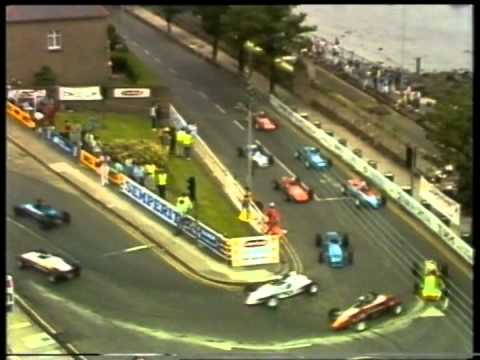 Laoghaire - The Zanussi Dun Laoghaire Grand Prix- where Formula Vee, FF1600, FF2000, Production Saloons, Historics and GTs battled around the street of Dun Laoghaire.