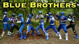 Video The Blue Brothers [FOREVER SERIES] Power Rangers | Super Sentai MP3, 3GP, MP4, WEBM, AVI, FLV Juni 2019