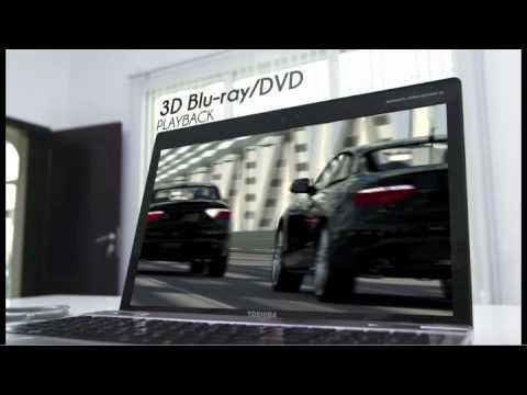 Toshiba Satellite P850 - Premium Glasses-free 3D Laptop