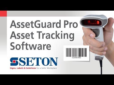 AssetGuard Pro - Asset Tracking Software
