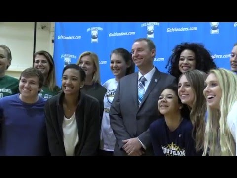 Islanders Athletics Introduces New Head VB Coach Steve Greene