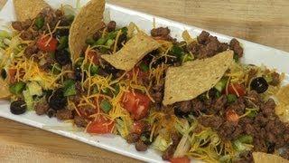 How To Make A Tasty Taco Salad