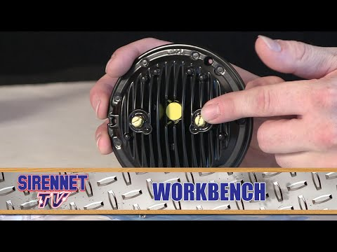 Chris looks inside a Sirennet PAR-36 LED Spot/Flood Replacement Light