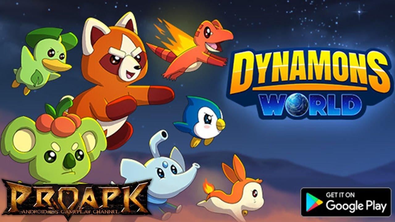 Dynamons World (Dynamons 3)