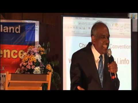 The Tomb of Jesus - Message by Pr. M A John