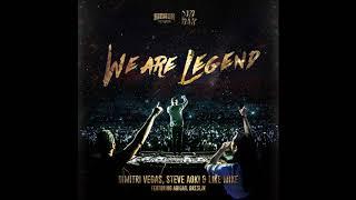 Video Dimitri Vegas & Like Mike vs. Steve Aoki - We Are Legend ft. Abigail Breslin (Original Mix) MP3, 3GP, MP4, WEBM, AVI, FLV Juni 2018