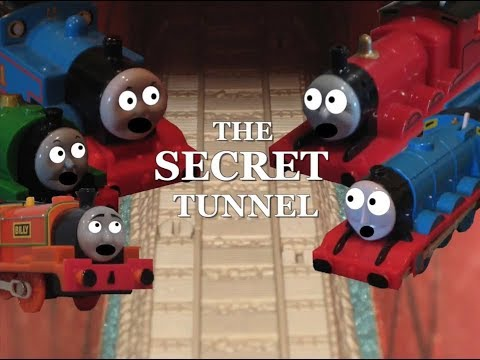 Thomas The Trackmaster Show (short 9) The Secret Tunnel